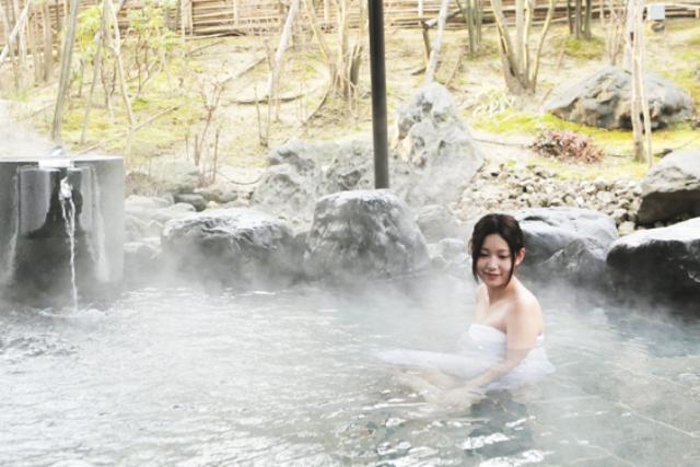 【13%割引】長久手温泉ござらっせ クーポン(入泉料+レンタルタオル付き)