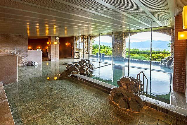 フルーツパーク富士屋ホテル 絶景温泉日帰り入浴クーポン