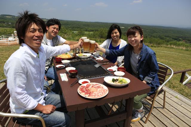 【最大980円割引】那須どうぶつ王国 BBQセットクーポン(BBQ食べ放題+入園券)