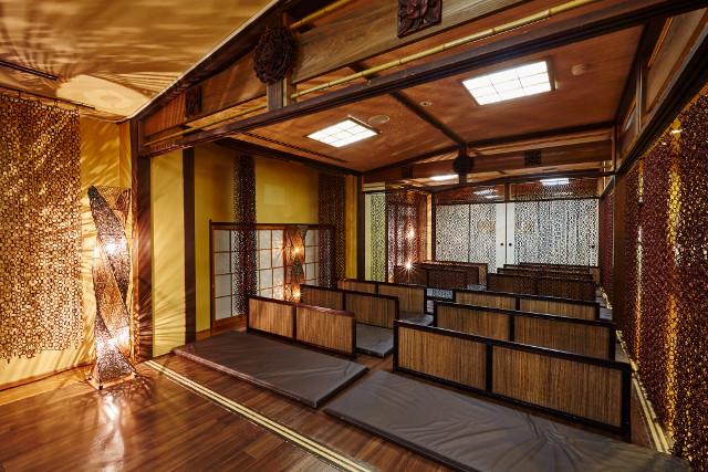 【平日限定・朝入館(~12時)】明神の湯 クーポン(入館料+フェイスタオル)