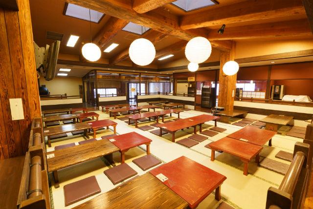 【土曜17時~・最大22%割引】明神の湯 クーポン(入館料+選べる食事とドリンク+フェイスタオル)