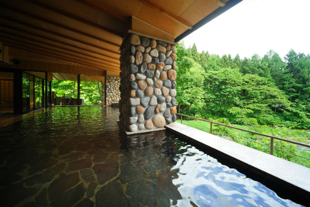 【最大400円割引】結びの宿 愛隣館 日帰り入浴クーポン