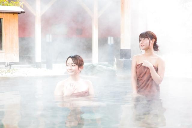 【土日祝】箕面湯元 水春 前売りチケット(入浴)