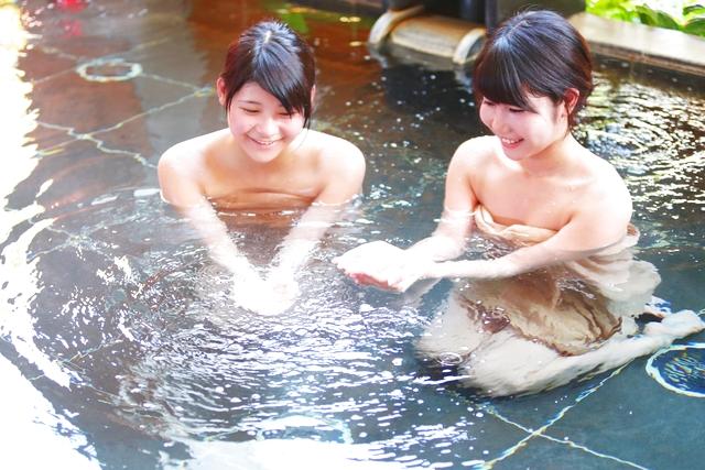 【平日・250円割引】草津湯元 水春 前売りクーポン(入浴料+タオルセット)