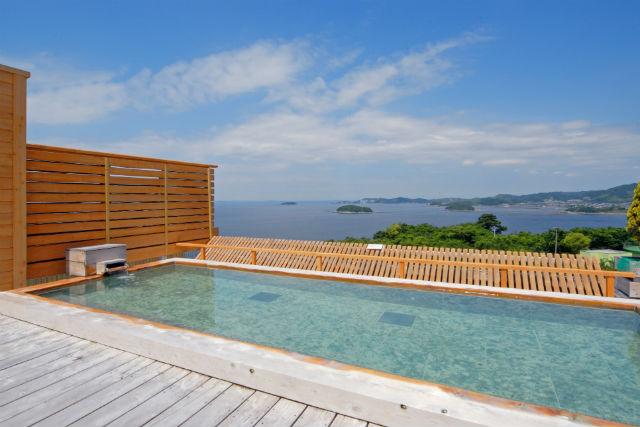【10%割引】天空海遊の宿末広 絶景日帰り入浴クーポン