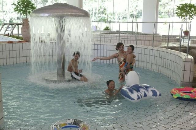 【最大160円割引】アクアリゾート清里 クーポン(日帰り温泉&プール利用)