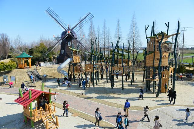 【2.5%還元】安城産業文化公園デンパーク 前売りチケット(入園料)