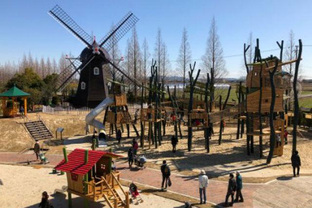 【10%割引】安城産業文化公園デンパーク 前売りチケット(入園料)