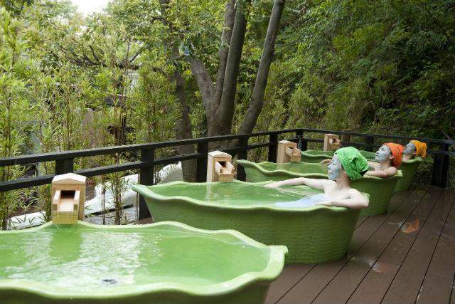 伊豆高原の湯 前売り入浴チケット