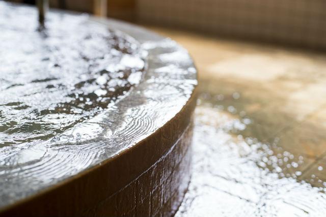 【購入から2時間後に利用可・最大7%割引】湊山温泉 入浴クーポン