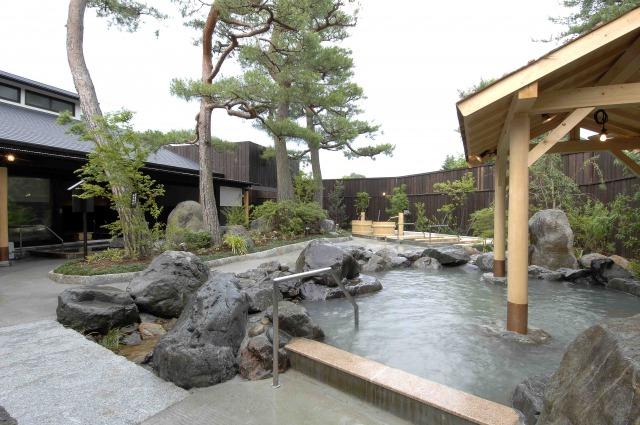 【50%割引・期間限定】上方温泉 一休 京都本館 入浴クーポン