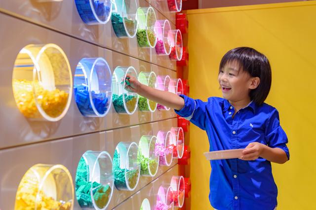 【300円割引】レゴランド®・ディスカバリー・センター東京 クーポン (入場)
