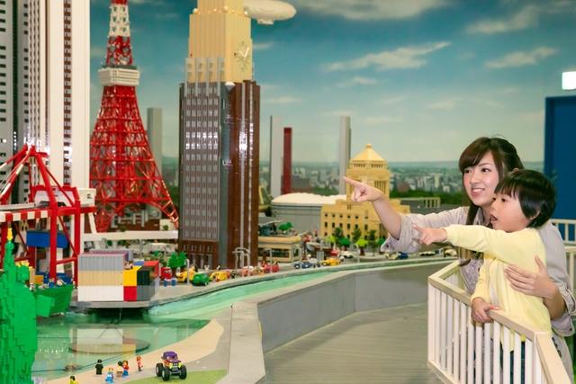 【土日祝限定・700円割引】レゴランド®・ディスカバリー・センター東京 クーポン (入場)