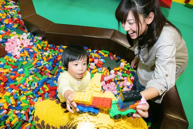 レゴランド®・ディスカバリー・センター 東京