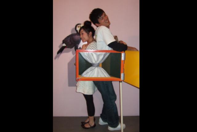 【200円割引】那須とりっくあーとぴあ クーポン(トリックアート迷宮?館 入館+体験)
