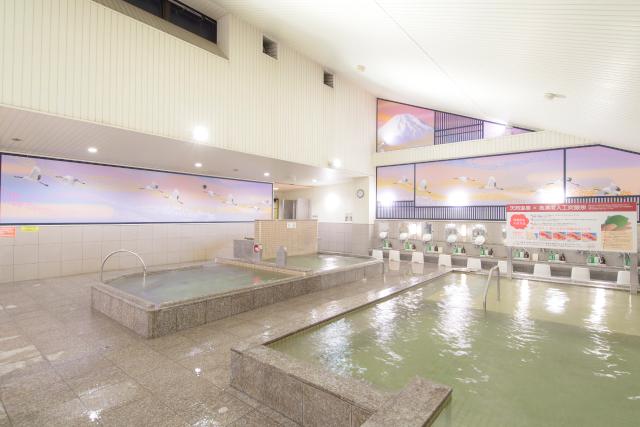 【平日・150円割引】湯快のゆ 門真店 クーポン(入浴+岩盤浴)