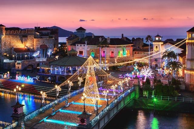 ポルトヨーロッパ 光の祭典「フェスタ・ルーチェ」前売入場券