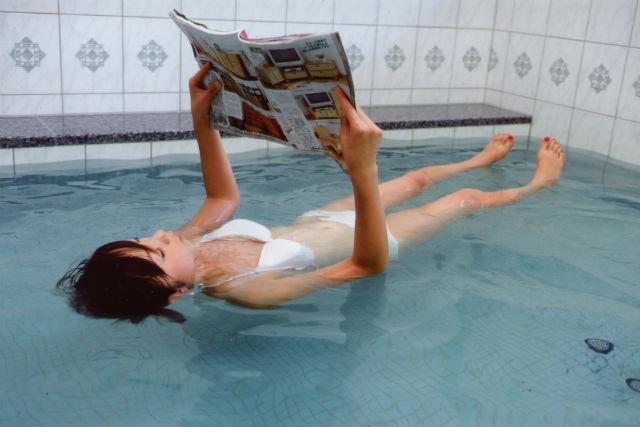 【平日】湧出天然温泉 くつろぎの郷 湯楽 入浴チケット