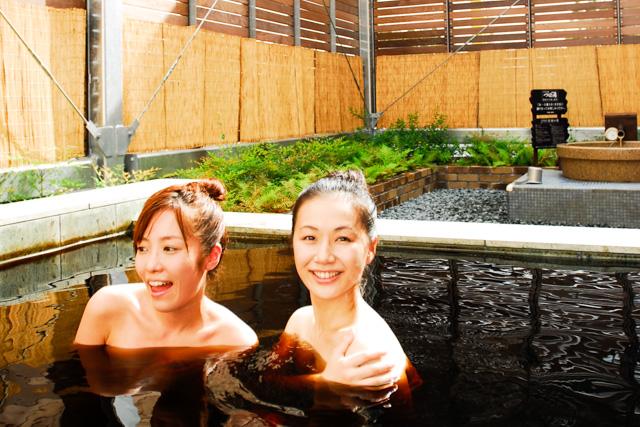【土日祝400円割引・女性限定】THE SPA 成城 クーポン(入館+岩盤浴・飲食10%割引)