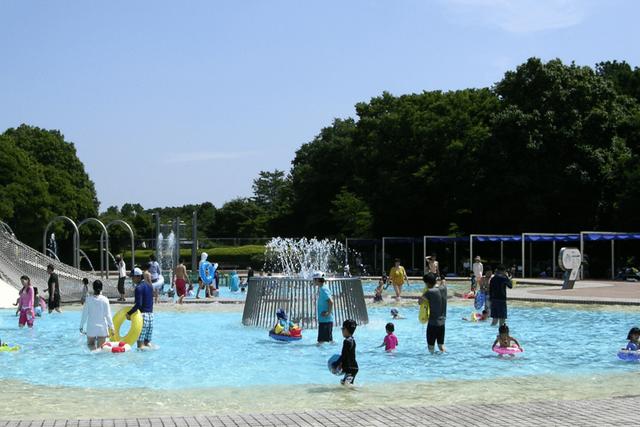 昭和記念公園水あそび広場入場整理券※1回の購入につき5枚まで