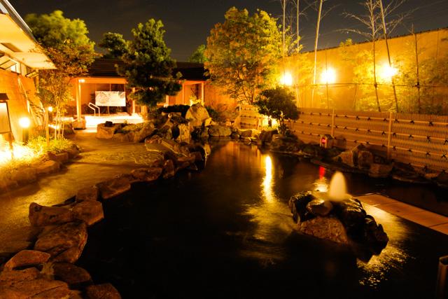 【小人】天然温泉コロナの湯 安城店 前売りチケット(入泉+健美効炉利用)