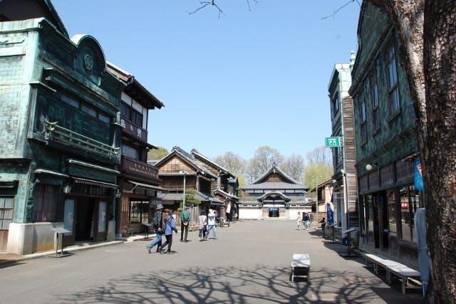 江戸東京たてもの園  日付指定 入園チケット