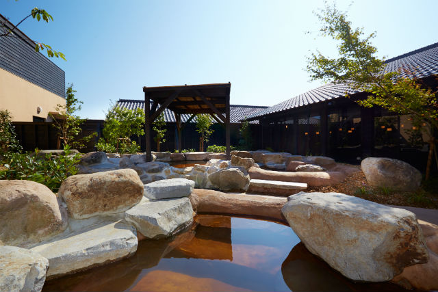 【平日100円割引】長崎温泉 Ark Land Spa クーポン(入浴+貸しフェイスタオル)