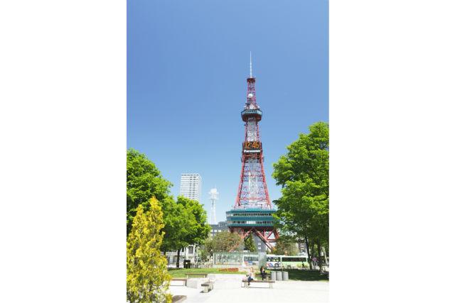 【最大200円割引】さっぽろテレビ塔 クーポン(テレビ塔ダイブ)