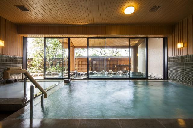 【2.5%還元】【土日祝限定】京都嵐山温泉 風風の湯 前売り電子チケット(入泉)