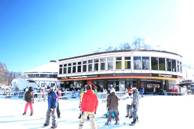 【最大800円割引】鹿島槍スキー場 クーポン(リフト1日券+食事券)
