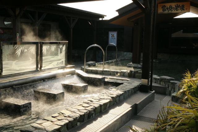 【300円割引】湘南RESORT SPA 竜泉寺の湯 クーポン(入館+岩盤浴+タオルセット)