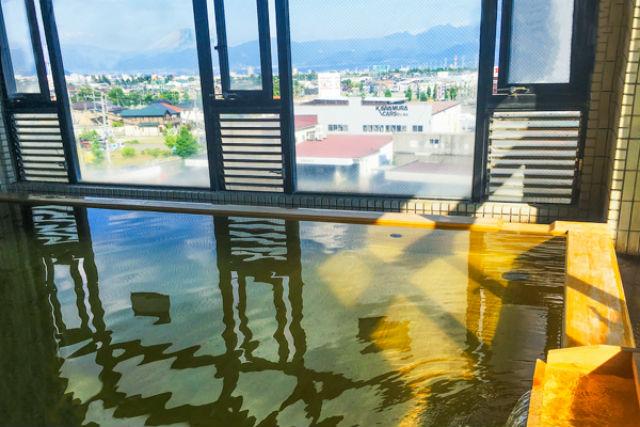 【200円割引】リブマックスリゾート甲府 クーポン(入館+タオルセット)