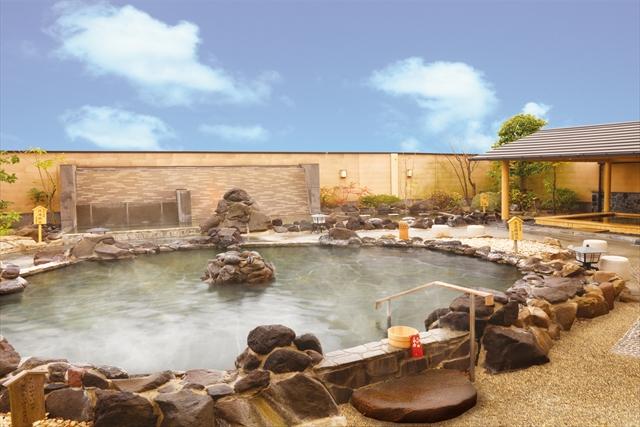 【2.5%還元】【最大24%割引】大江戸温泉物語 仙台コロナの湯 クーポン(入浴)