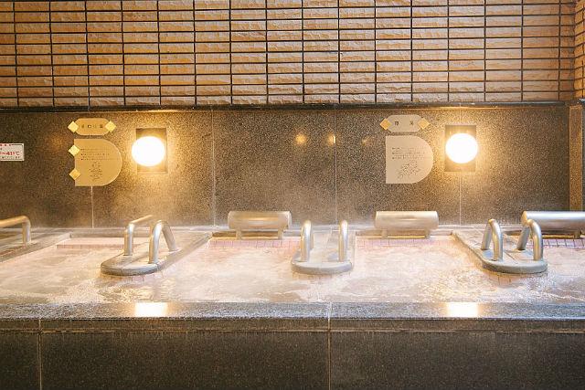 【13%割引】スーパー銭湯「ゆらら」 前売りクーポン(入浴料+サウナ+各種アメニティ)