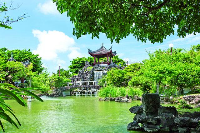 【最大10円割引】福州園 クーポン(通常観覧)