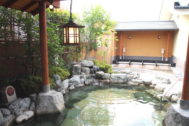 【平日・120円割引】有松温泉 喜多の湯 クーポン(入浴料金+タオルセット)