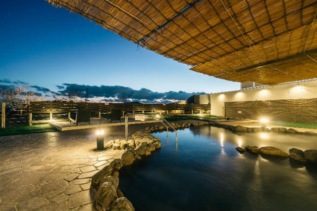 【平日120円割引】神戸天空温泉 銀河の湯 クーポン(日帰り入浴+レンタルタオル)