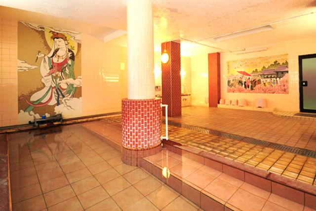 【200円割引】熱塩温泉 ホテルふじや クーポン(入浴)