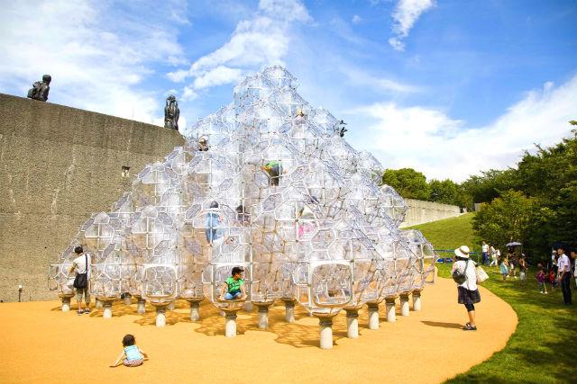 【100円割引】彫刻の森美術館 クーポン(入館)