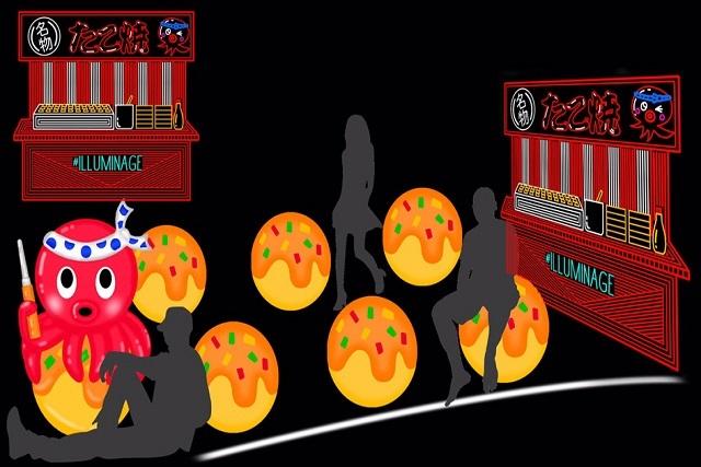 【11/21まで販売・最大200円割引】大阪城イルミナージュ 前売りWEBチケット ※返金不可※