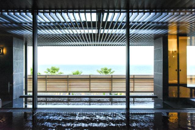 【3,000円割引】大磯プリンスホテル THERMAL SPA S.WAVE クーポン(温泉割)