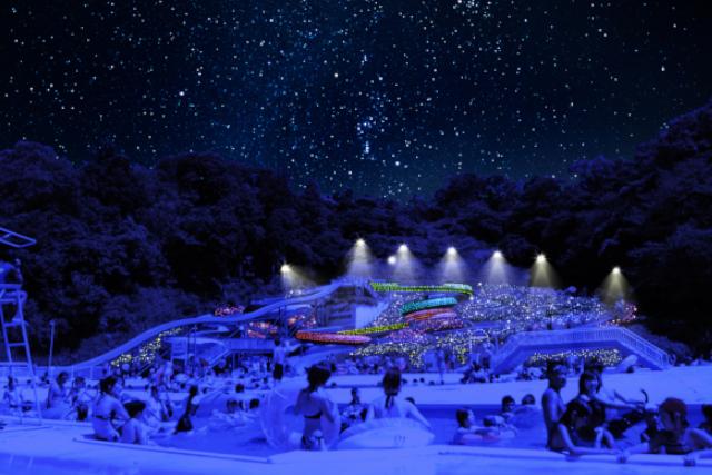 【最大200円割引】つま恋リゾート彩の郷ウォーターパーク(ナイトチケット)
