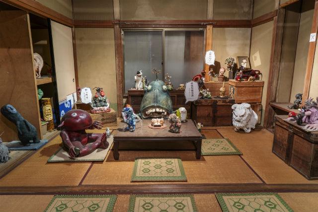 【400円割引】妖怪美術館+naoki onogawa museum 入館