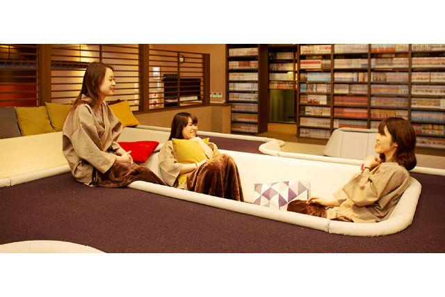 【平日33%割引】OYUGIWA海老名 大人限定 3人入館クーポン(入館料大人3名分)