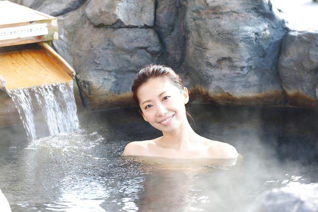 【土日祝・最大19%割引】天然温泉 ロテン・ガーデン(入館料+レンタルタオル)