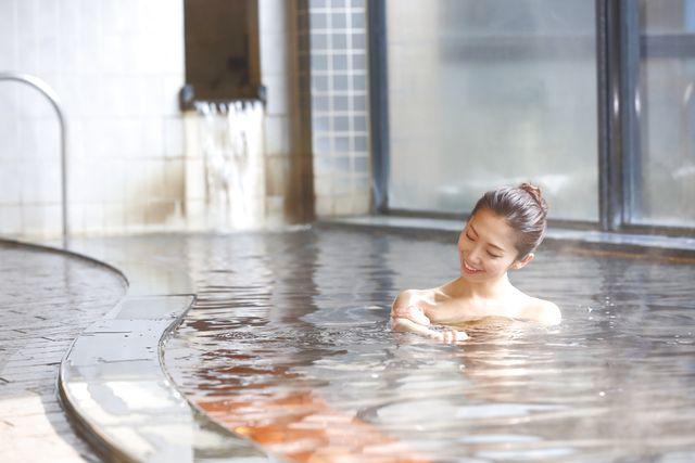 【平日・130円割引】天然温泉 ロテン・ガーデン(入館料+岩盤浴+レンタルタオル)