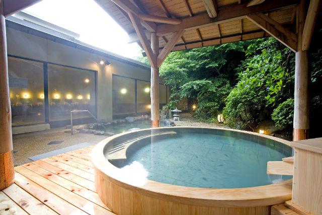 【最大17%割引】湯本富士屋ホテル 前売りクーポン(入浴料+タオルセット)