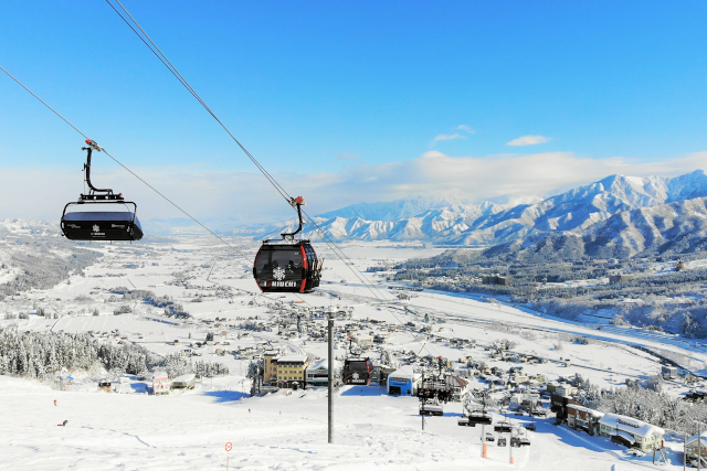 【300円割引】石打丸山スキー場 サンライズセット券 ※翌日以降利用可