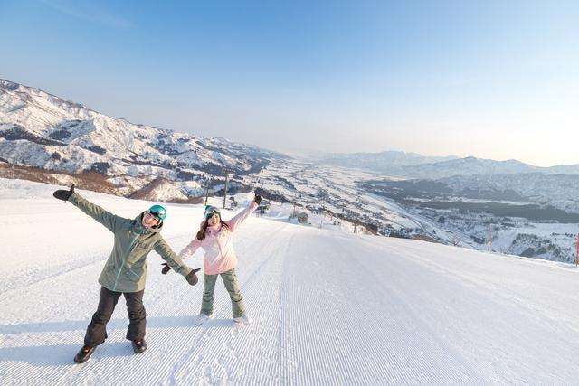 【平日学割・1200円割引】石打丸山スキー場 リフト1日券 ※翌日以降利用可