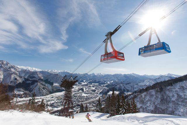 【翌日以降利用可・最大300円割引】湯沢高原スキー場 ロープウェイ往復券